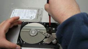 Basic hard drive diagnostic
