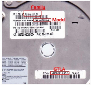 quantum hard drive donor match guide criteria