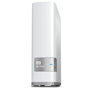Western Digital hard drive slow response on a WD My Cloud
