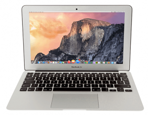 Water damaged MacBook data recovery