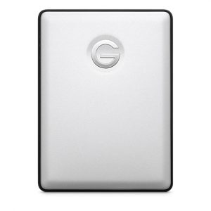 G-DRIVE Mobile USB-C external hard drive recovery