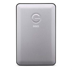 G-DRIVE Slim SSD USB-C recovery