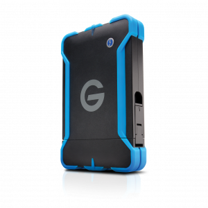 G-DRIVE ev ATC with Thunderbolt data recovery