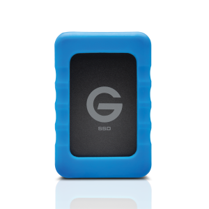 G-DRIVE ev RaW SSD recovery