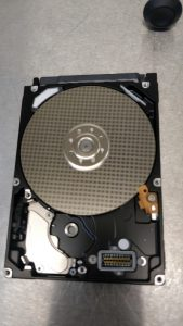 Toshiba MK5075GSX donor drive for physical data recovery